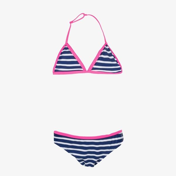 ab0477d7997382 Osaga gestreepte meisjes bikini online bestellen   Scapino
