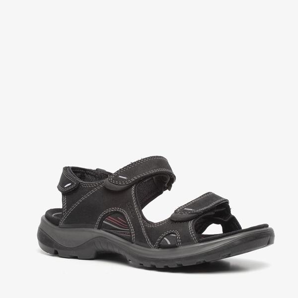 ECCO Offroad leren dames sandalen 1