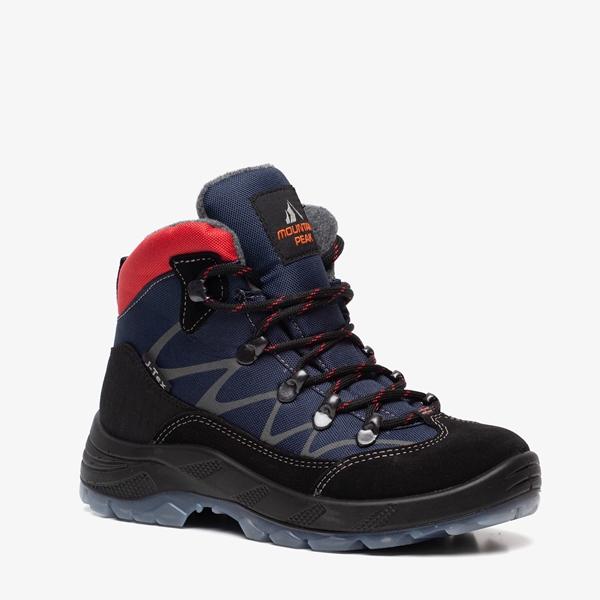 Mountain Peak leren kinder wandelschoenen 1