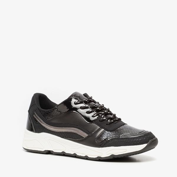 Dames lak sneakers 1