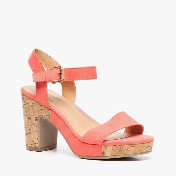 Blue Box dames hak sandalen 1
