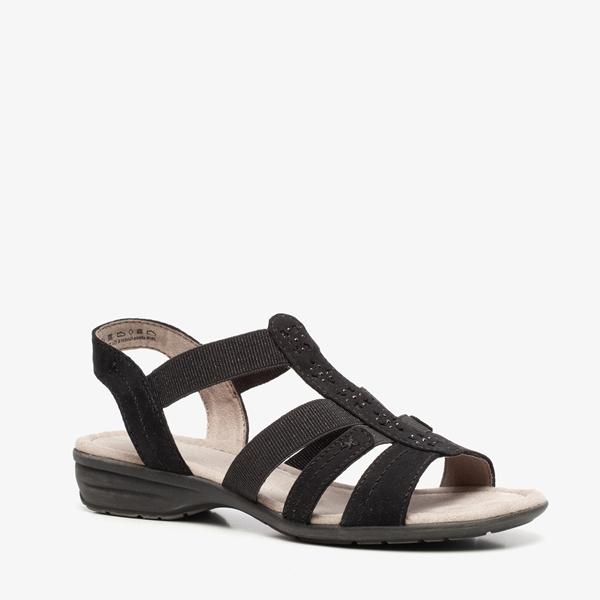 Softline dames hak sandalen 1