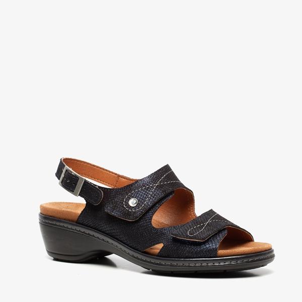 Natuform leren dames sandalen 1