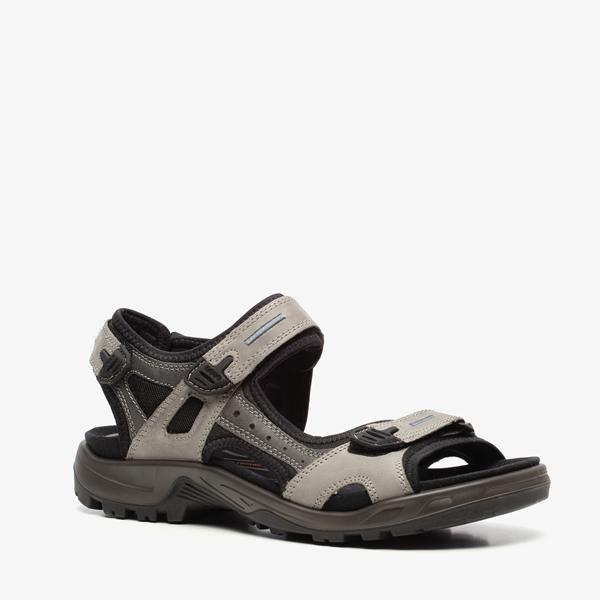 ECCO Off Road leren heren sandalen 1