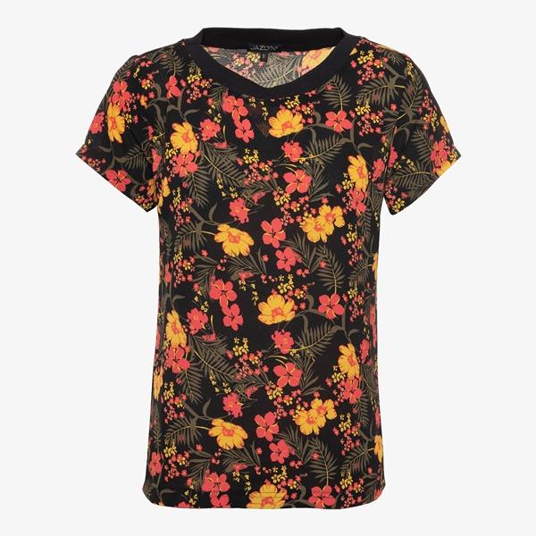 Jazlyn dames T-shirt met bloemenprint 1