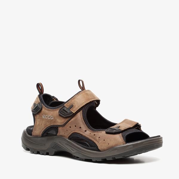 ECCO Terracruise leren heren sandalen 1