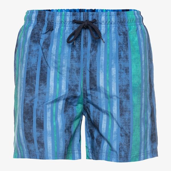 Osaga heren zwemshort met strepen 1