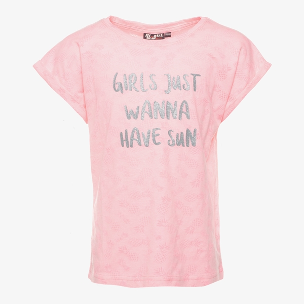 Ai-Girl meisjes T-shirt 1
