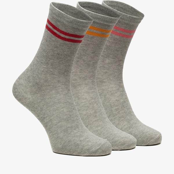 3 paar dames sokken 1
