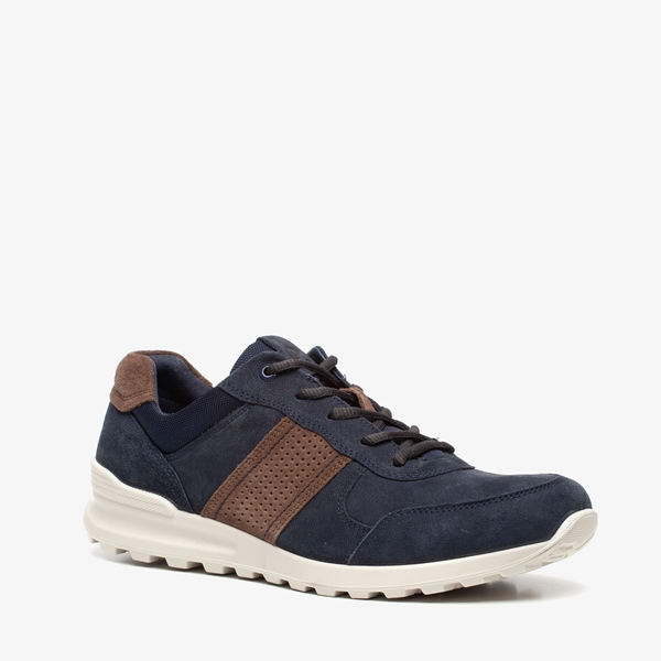 Ecco Byway leren heren sneakers 1