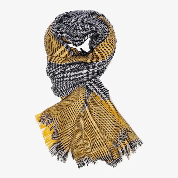 Dames sjaal met ruiten 1