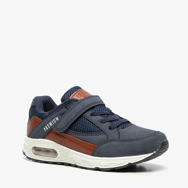 Blauwe jongens sneakers 1