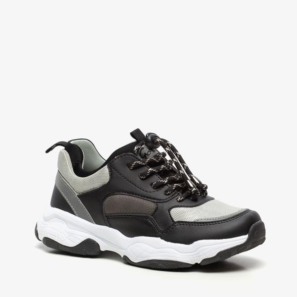 Meisjes dad sneakers 1