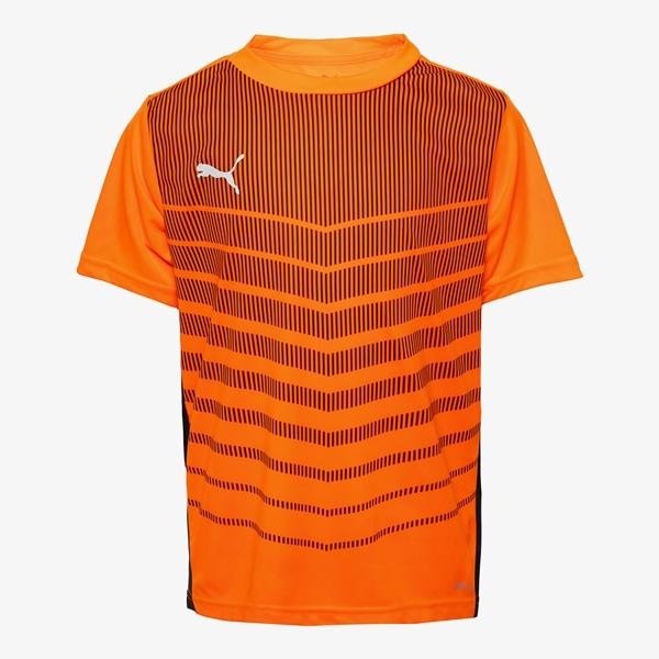 Puma Ftbl Play Graphic Tee kinder voetbal T-shirt 1