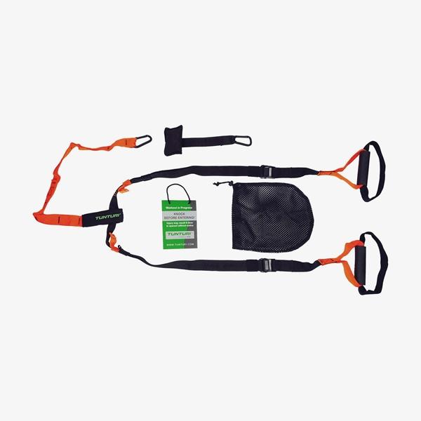Tunturi suspension trainer set met draagtas 1