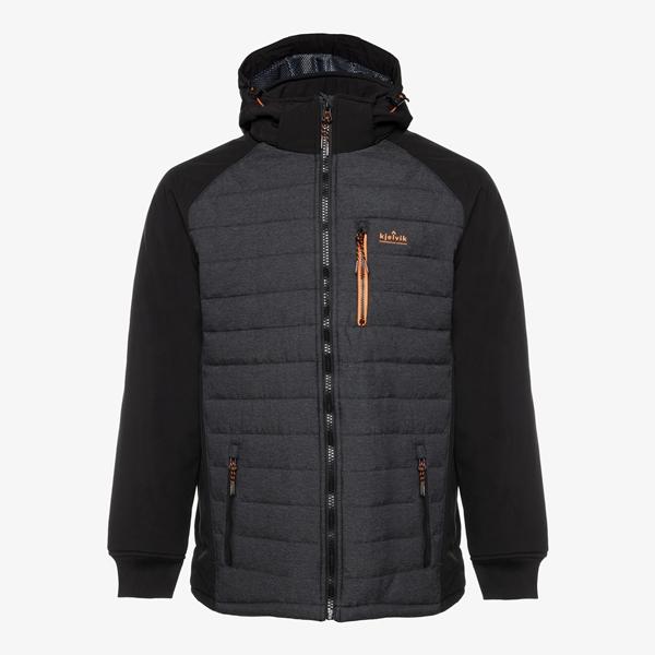 Kjelvik Marcello heren outdoor softshell jas 1