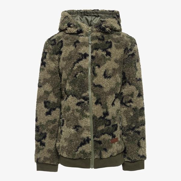 Mountain Peak kinder outdoor fleece vest 1