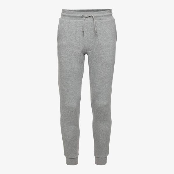 Produkt heren joggingbroek grijs 1