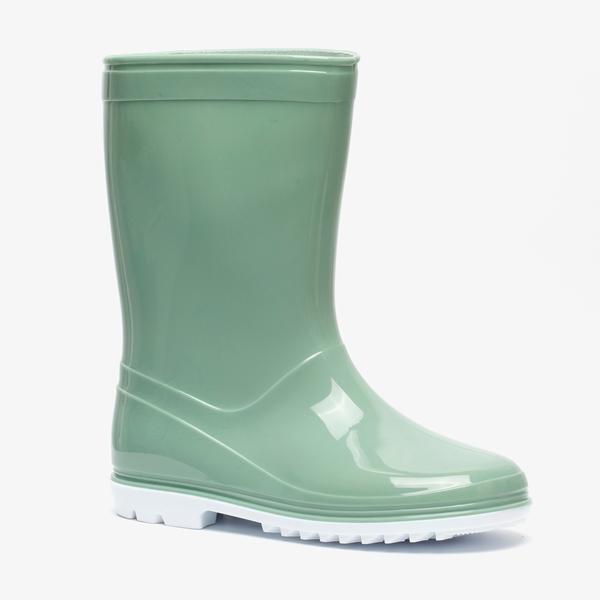 Kinder regenlaarzen groen 1