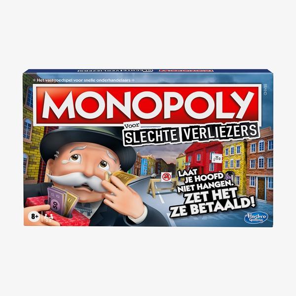 Monopoly Slechte Verliezers - Bordspel 1