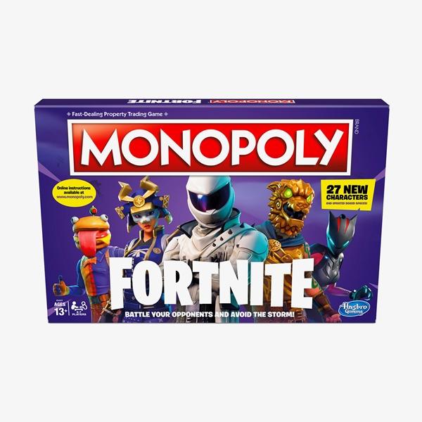 Monopoly Fortnite - Bordspel (engelstalig) 1