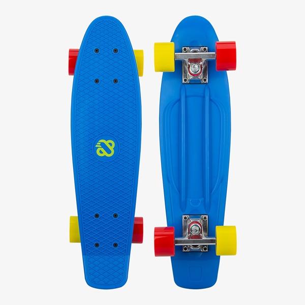 Nijdam Flipgrip Sailor Stroll Skateboard blauw 1