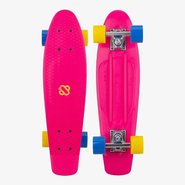 Nijdam Flipgrip Sailor Stroll Skateboard Roze 1