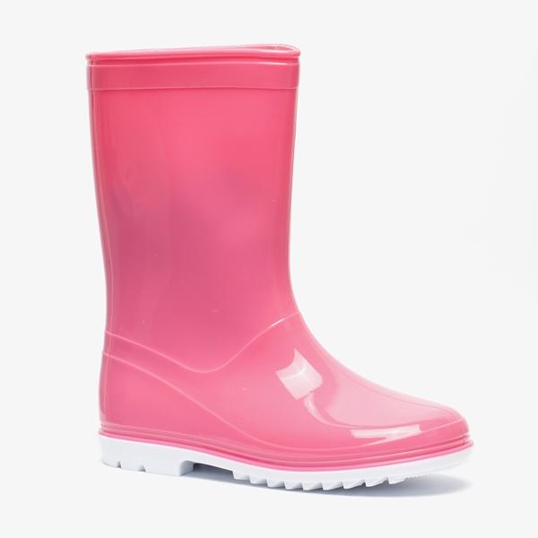Roze kinder regenlaarzen 1