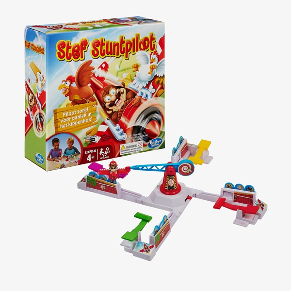 Stef Stuntpiloot 1