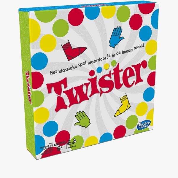 Twister - Actiespel 1