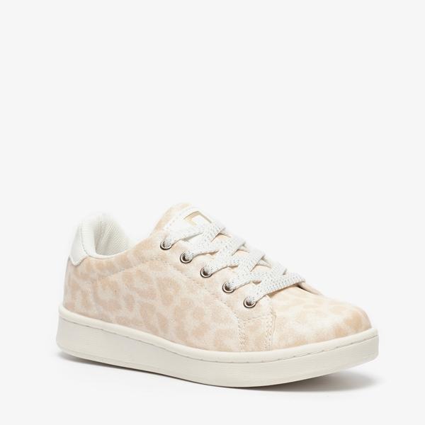 Blue Box meisjes sneakers met luipaardprint 1