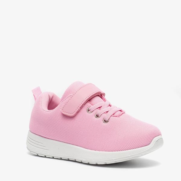 Kinder sneakers roze 1