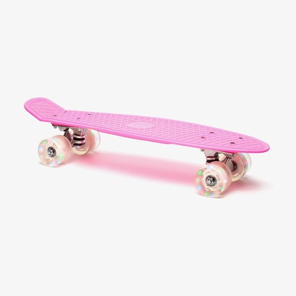 Osaga penny board skateboard met ledlampjes 1