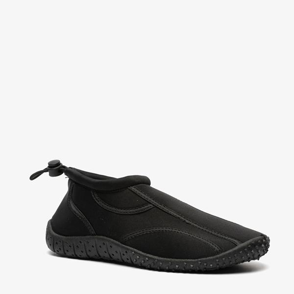 Dames waterschoenen zwart 1