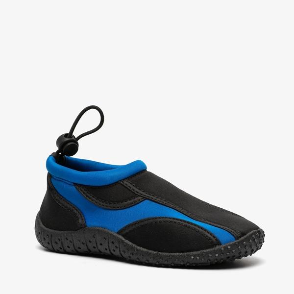 Kinder waterschoenen blauw 1