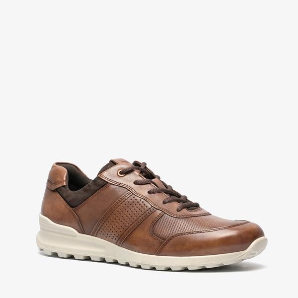 ECCO leren heren sneakers 1