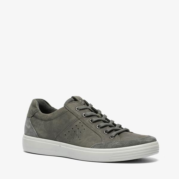 ECCO Soft Classic leren heren sneakers 1