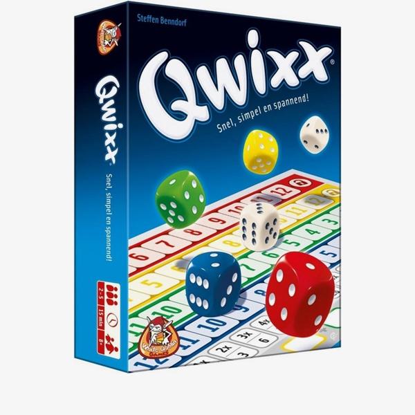 Qwixx - Dobbelspel 1