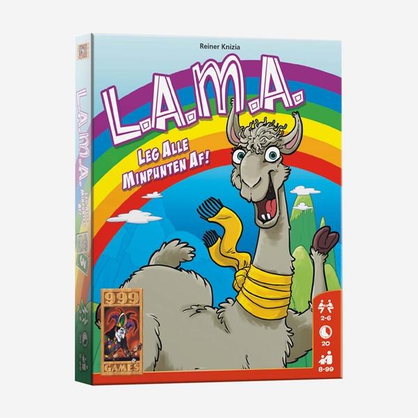 Lama - Kaartspel 1