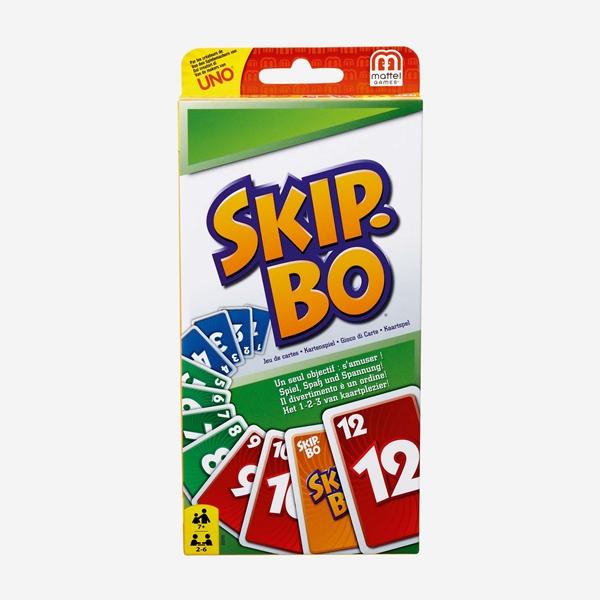 Skip-Bo - Kaartspel 1