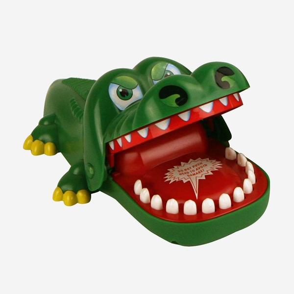 Spel Bijtende Krokodil 1