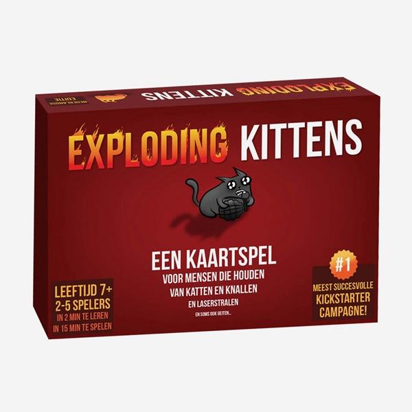 Exploding Kittens - Kaartspel 1