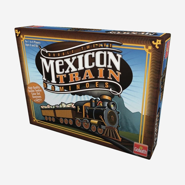 Mexican Train Dominoes 1
