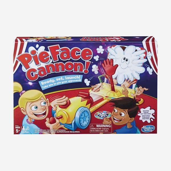 Spel Pie Face Cannon 1