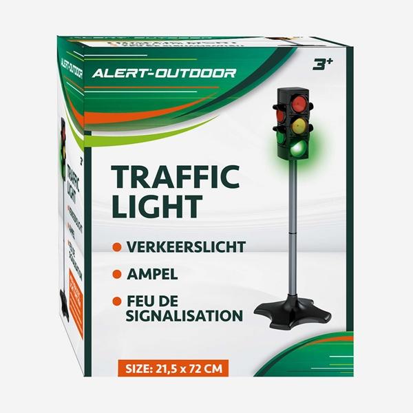Alert Verkeerslicht Stoplicht 1