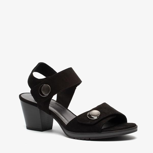Softline dames sandalen met hak 1