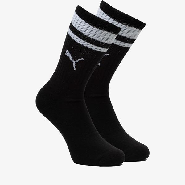 2 paar Puma Crew Heritage Stripe sokken 1