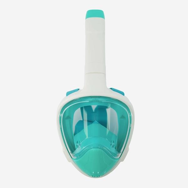 Volgelaats Snorkelmasker - groen 1