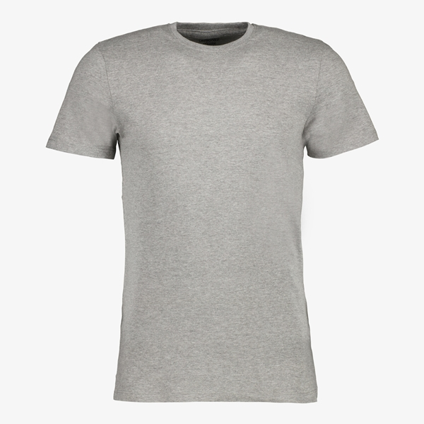 Unsigned heren T-shirt organic katoen 1