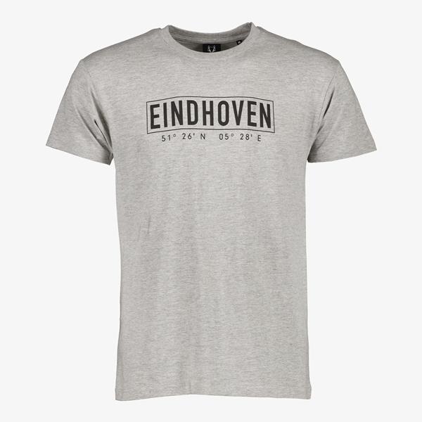 Heren T-shirt Eindhoven grijs 1